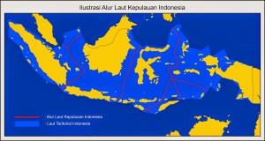 ALKI Alur Laut Kepulauan Indonesia