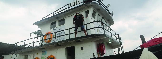 Bebaskan MV Selin, KNTI: Para Penegak Hukum belum Komitmen Berantas IUU Fishing