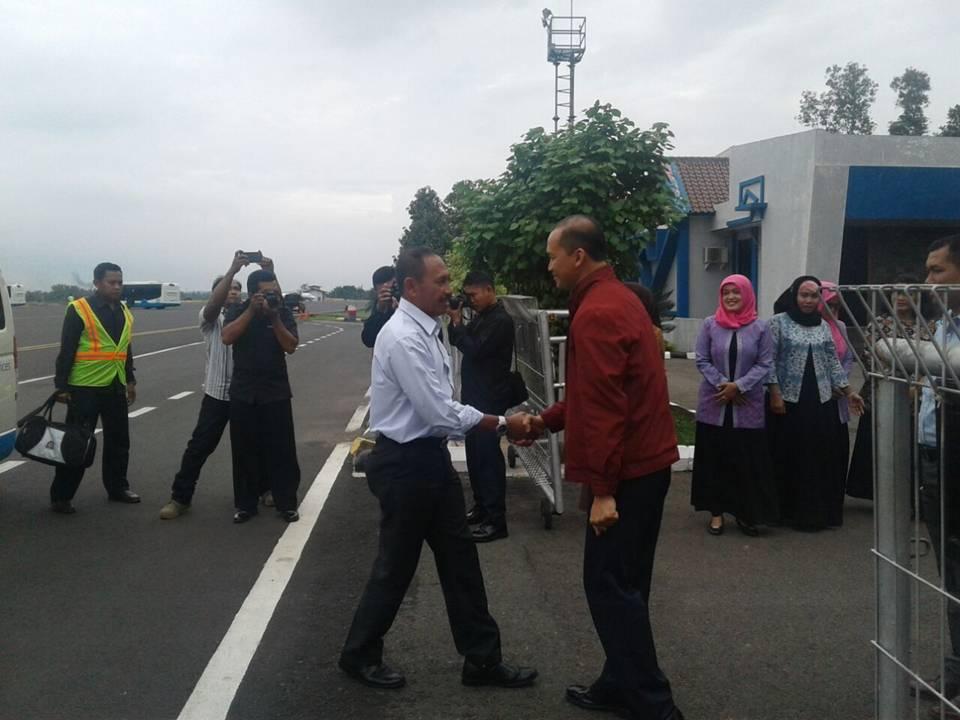 Dankormar Kunjungi Lampung