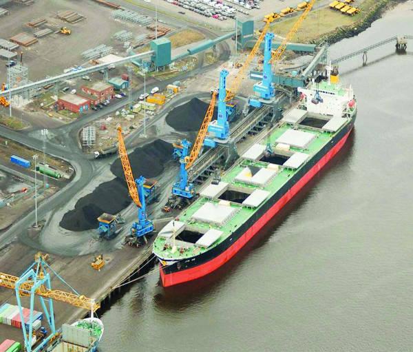 Prioritas Dalam Industri Maritim