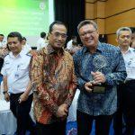 TPK Bitung Raih Penghargaan Prima Madya dari Kementerian Perhubungan