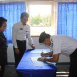 Dua Kapal Bakamla RI Miliki Komandan Baru