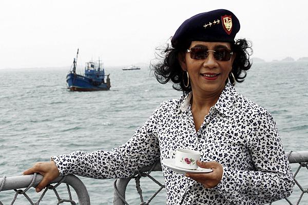 Cerita Susi Pudjiastuti di Amerika soal Kejahatan Pencurian Ikan di Indonesia