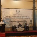 Diskusi IK2MI, Kikis Ego Sektoral dalam Keamanan Maritim