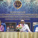 Penarikan PNBP Jasa Kenavigasian VTS Banjarmasin akan Diberlakukan 1 November 2016