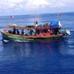 KKP Tangkap 5 Kapal Asing