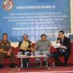 Tingkatkan Sinergi, Bakamla RI Selenggarakan Forum Koordinasi Keamanan Laut