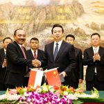 Kepala Bakamla RI dan Kepala Coast Guard China Bahas Keamanan Kawasan