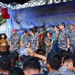 Lima Group Band SMA/SMK Jakarta Memenangkan Lomba Band Koarmabar
