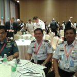 Direktur Operasi Laut Bakamla RI Jadi Pembicara Seminar Keamanan Maritim di Singapura