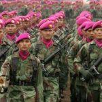 Bermula dari Tegal, 71 tahun Korps Baret Ungu Mengawal Republik