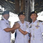 Serah Terima Komandan KRI Nanggala-402