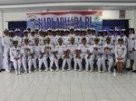 Upacara Hari Armada di Pangkalan Angkatan Laut Yogyakarta