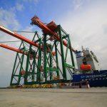 Pelindo III Datangkan 3 Unit STS Crane Untuk Terminal Teluk Lamong