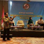 Laksda TNI Surya Wiranto: Perlu Sinergi dalam Pengelolaan Keamanan Laut