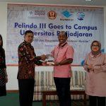 Pelindo Goes To Campus Unpad, Kenalkan Dunia Kemaritiman pada Mahasiswa Pasca Sarjana
