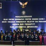 Resmi Sandang Doktor Honoris Causa, Menteri Susi Akan Kerja Lebih Keras Lagi