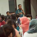 Letkol Laut (P) Salim: Capai Kejayaan Bangsa dengan Ocean Leadership dan Kekuatan Maritim