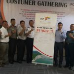 Mempererat Tali Silaturrahmi, Pelabuhan Teluk Bayur Gelar IPC Customer Gathering