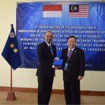 Bakamla RI dan MKN Lakukan Kaji Ulang di Perbatasan RI–Malaysia