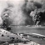 7 Desember 1941, Pearl Harbour Membara
