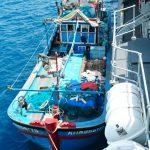Guspurla Koarmabar Tangkap Kapal Ikan Vietnam Di Laut Natuna