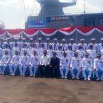 3 Kapal Buatan Palindo Marine Resmi Perkuat Armada Tempur TNI AL