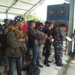58 TKI Illegal dan 520 Gram Narkoba dari Malaysia Diamankan Koarmabar