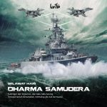 Hari Dharma Samudera, Kobarkan Semangat Pertempuran