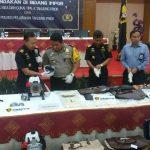BC Tanjung Priok Tegah Sabu Senilai Rp 5,4 Milyar