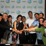 CTI-CFF Kunjungi CTI COM dan Sekretaris Nasional CTI-CFF Filipina