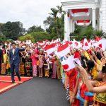 Shinzo Abe Kunjungi Istana Bogor, Bahas Rencana Pembangunan Sentra Perikanan di Pulau Terdepan