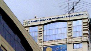 Kantor Kementrian Kelautan dan Perikanan, Gedung Mina Bahari.