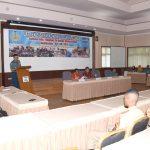 Latihan dan Praktek Sistem Kontrol dan Integrasi Taruna AAL Resmi Dibuka