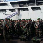 KRI Tanjung Kambani 971 Sisir Pantai Utara Jawa Menuju Perbatasan Papua Nugini
