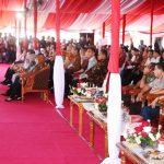 Pangarmatim Hadiri Peringatan HSPN 2017 di Kawasan Pantai Kenjeran Surabaya