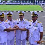 Laksma TNI Agung Prasetiawan Resmi Menjabat Pangkolinlamil