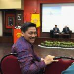 Peran Indonesia di LCS, Marsetio: Kuncinya ada di Geomaritim