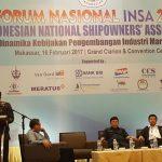 BKI Dituntut Majukan Industri Maritim Nasional di Forum INSA
