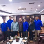Bahas Isu Maritim, Ketua MPR Terima Kunjungan APMI