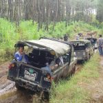 IPC Media Gathering, Wartawan Uji Adrenalin Bareng Bandung Off Road