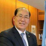 Sekjen IMO H.E. Kitack Lim Melakukan Kunjungan Resmi ke Indonesia