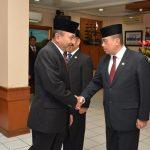 Pengabdian Kolonel Suradi Sebagai Kepala Biro Umum Bakamla RI