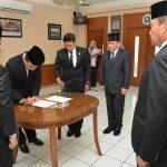 Dua Pejabat Baru Bakamla Resmi Dilantik