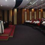 Kuliah Umum Wiranto di Unhan, Bahas Konsep Pertahanan TNI Terkini