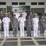 Perwira Angkatan Laut Jepang CC Ke Lantamal III Jakarta dan Ziarah Ke Kalibata