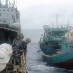 Lagi-lagi, Kapal Ikan Tanpa Dokumen Berhasil Diamankan Guskamla Koarmabar