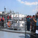 Tiga Kapal Perang Produksi Anak Negeri Perkuat Koarmatim