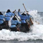 Terjang Samudra Hindia, Satkopaskaarmabar gelar Glagaspur di Pangandaran