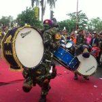 Festival Kesenian Pesisir Utara Jawa Timur, Masyarakat Bersama TNI Ambil Bagian